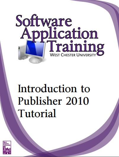 intoduction-to-publisher-2010-tutorial
