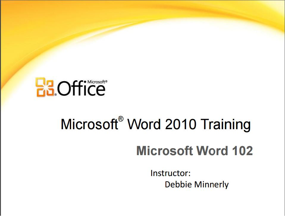 Download Office training - Office Support